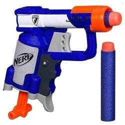 Si buscas Pistola Nerf Elite Jolt Ref: A0707 Hasbro Original puedes comprarlo con MCKTOYS está en venta al mejor precio