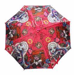 Si buscas Sombrilla Paraguas Infantil Motiv Monster High Bajoterra puedes comprarlo con MCKTOYS está en venta al mejor precio