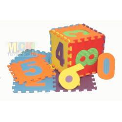 Si buscas Tapete Alfombra Foamy Color Niño Texturizado 31cm 4379n puedes comprarlo con MCKTOYS está en venta al mejor precio