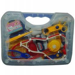 Si buscas Maletín Set Doctor Enfermero 5643-1 Juguete Niños puedes comprarlo con MCKTOYS está en venta al mejor precio