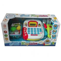 Si buscas Set Caja Registradora Supermercado 1004510 puedes comprarlo con MCKTOYS está en venta al mejor precio