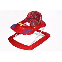 Si buscas Caminador Buggy Para Bebés Niños Luces Y Sonido Rojo puedes comprarlo con MCKTOYS está en venta al mejor precio