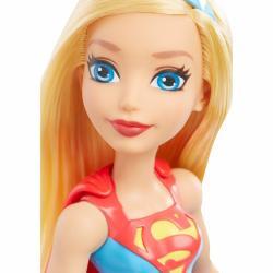 Dc Superhero Girls Super Chica Supergirl Figura Muñeca *