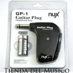Si buscas Amplificador De Audifonos Nux Gp1 Para Guitarra Electrica * puedes comprarlo con Sentido Integral está en venta al mejor precio