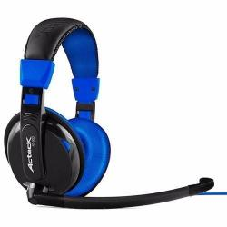 Acteck Audifonos Gamer 3.5mm Microfono Ag-900 Azul