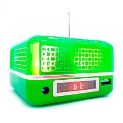Si buscas Velikka Mini Bocina Recargable Bluetooth Usb Fm St-85bt Verd puedes comprarlo con VENTRONIC está en venta al mejor precio