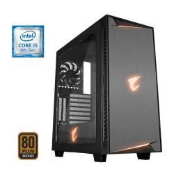 Computadora Pc Intel Core I5 8va Gen Hdd 1tb Ram 8gb Rgb