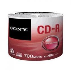 Si buscas Torre Cd Compacto Sony 50cdqbulkta Bulk 700mb 50pzas puedes comprarlo con GRUPODECME está en venta al mejor precio
