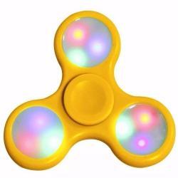 Si buscas Spinner Amarillo Fidget Con Luz Led Mayor Velocidad El Mejor puedes comprarlo con GLORIAYANETHMORENOURIBE está en venta al mejor precio