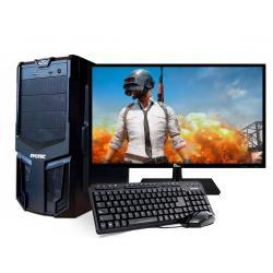 Si buscas Pc Gamer Yeyian Amd Ryzen 3 2200g 8gb 1tb Monitor Led 23.6 puedes comprarlo con MEXXCOMPUTACION está en venta al mejor precio