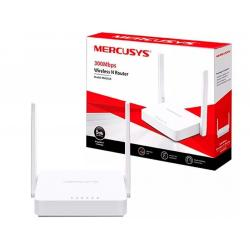 Router Inalámbrico Mercusys Mw305r 300mbps 3 Antenas