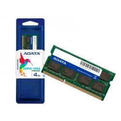 Si buscas Memoria Ddr3 4gb 1333mhz Adata Laptop 1.5v Ad3s1333w4g9-s puedes comprarlo con GRUPODECME está en venta al mejor precio