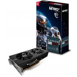 Si buscas Tarjeta De Video Sapphire Radeon Nitro Rx570 8gb Ddr5 puedes comprarlo con GRUPODECME está en venta al mejor precio