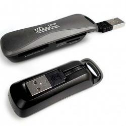 Si buscas Lector De Memoria Klip Xtreme Kcr-210 54 En 1 Usb2.0 puedes comprarlo con GRUPODECME está en venta al mejor precio