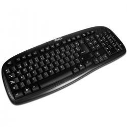Si buscas Teclado Klip Xtreme Kks-050s Estandar Usb Negro puedes comprarlo con GRUPODECME está en venta al mejor precio