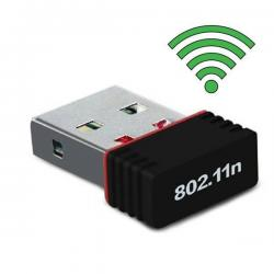 Antena Usb Wifi Nano 150mbps 802.11b/g/n Redes Inalambricas