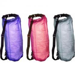 Bolsa Seca Dry Sack Plastica Impermeable 10 Litros Colores