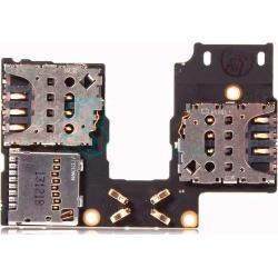 Si buscas Flex 2 Sim Card Lector Microsd Moto G3 Xt1541 Xt1540 Garan puedes comprarlo con ROMECORD está en venta al mejor precio