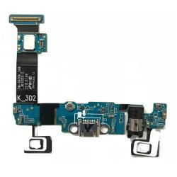 Flex Centro De Carga Microfono Samsung Galaxy S6 Edge Plus +