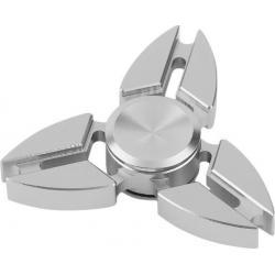 Si buscas Fidget Hand Spinner Metal Anti Estres Ansiedad Plata Envio G puedes comprarlo con MCKTOYS está en venta al mejor precio
