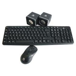 Si buscas Kit Teclado, Mouse Y Bocinas Naceb Na-228 Ergonomico puedes comprarlo con DD TECH está en venta al mejor precio