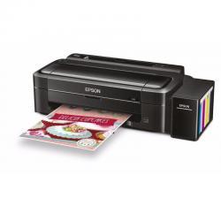 Impresora Epson L310 27ppm N 15ppm Con Usb Tinta Continua