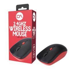 Si buscas Mouse Inalambrico Marvo Mw-415 Rojo 10m Ideal Para Oficina puedes comprarlo con COMPU-XONIK está en venta al mejor precio