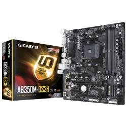 Si buscas Tarjeta Madre Gigabyte Ab350m-ds3h Amd B350 Micro Atx Ddr4 puedes comprarlo con DD TECH está en venta al mejor precio