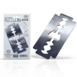 Si buscas Destapador En Forma De Navaja Color Plata H3008 puedes comprarlo con GARUMI está en venta al mejor precio