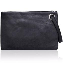 Si buscas Bolsa Negra De Mano Con Correa Para Mujer M2956 puedes comprarlo con GARUMI está en venta al mejor precio