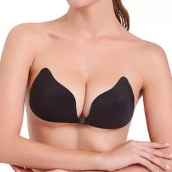 Si buscas Bra Textil Strapless Silicon Autoadherible V-bra Negro M3021 puedes comprarlo con GARUMI está en venta al mejor precio