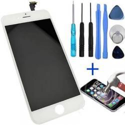 Si buscas Pantalla + Touch Lcd Retina Iphone 6 Blanco Negro Garantia puedes comprarlo con ROMECORD está en venta al mejor precio