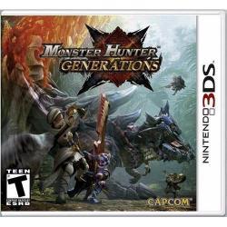 Monster Hunter Generations Para 3ds / 2ds En Start Games
