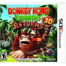 ..:: Donkey Kong Country Returns 3d ::.. Para Nintendo 3ds