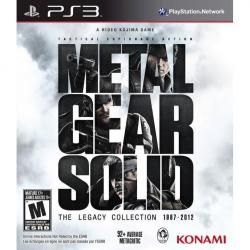 ..:: Metal Gear Solid Legacy Collection ::.. Para Ps3