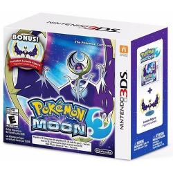 ...:: Pokemon Moon / Figura ::... Para 3ds En Start Games