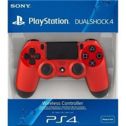 Control Dualshock Magma Red Para Ps4