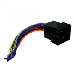 Arnes Macho Con Cable Para Autoestereo Vw