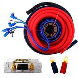 Si buscas Kit De Instalacion Stinger Calibre 0 puedes comprarlo con FASMOTOS00 está en venta al mejor precio