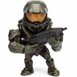 °° Figura Metals Die Cast Master Chief Halo °° Bnkshop