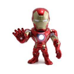 °° Ironman Figuras Metals Die Cast 6 Pulgadas °° Bnkshop