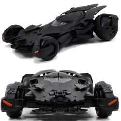 Jada Batimovil Batmobile 1:24 Metals Die Cast Superman