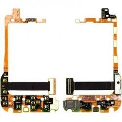 Si buscas Flex Fleje Imagen Contacto De Teclado Nokia 6790 Slider puedes comprarlo con CONSOLESEXPERT está en venta al mejor precio