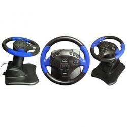 Volante Gt4 Playstation 2 Y 3 Ps2 Ps3 Computadora Pc Usb