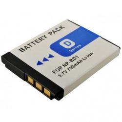 Bateria Pila Np-bd1 Npbd1 Bd1 Camaras Sony Cybershot