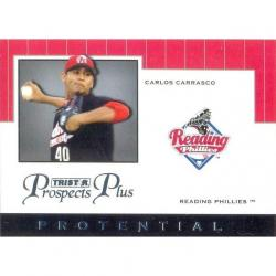 Barajita Carlos Carrasco Tristar Prospects Plus 2007 Pt-cc