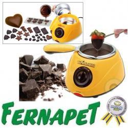 Maquina Chocolate Fondue 30 Accesorios 81513 / Fernapet