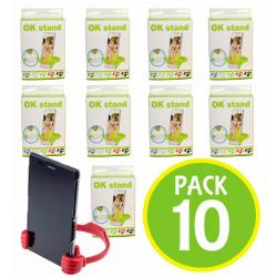 Si buscas Pack 10 Soporte Celular Tablet Stand Ok 38637 / Fernapet® puedes comprarlo con SLIM_COMPANY está en venta al mejor precio