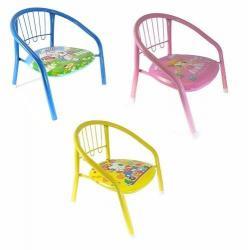 Silla Niños Metalica Sonido Colores 67029 / Fernapet