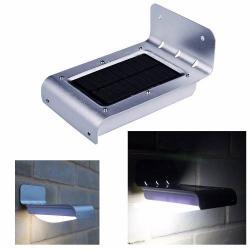 Foco Solar Led Sensor De Movimiento 12311 / Fernapet